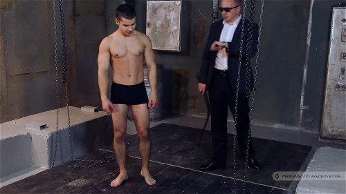 Gay BDSM A Lesson for the Borrower - Part I