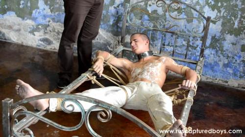 Gay BDSM RusCapturedBoys - Skinny Prisoner 108 Final Part