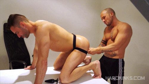 Gay BDSM Mateo Stanford
