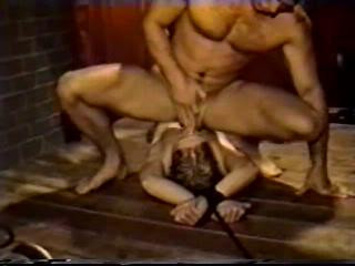 Gay BDSM Beach Bondage (Alec Powers)