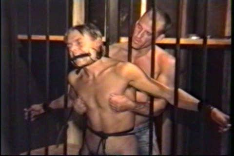 Gay BDSM Torture-Bondage Hangover
