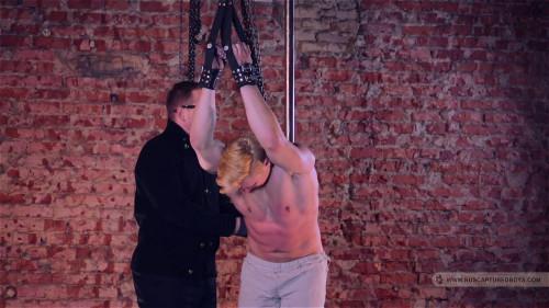 Gay BDSM New Talent Sergei - Part II