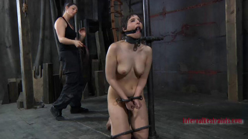 bdsm Body Prison Featuring Marina
