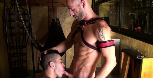 Gay BDSM Rainer And Rafa Like Kinky Games