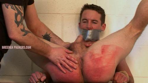 Gay BDSM Breederfuckers - Shamus Session 3