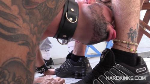 Gay BDSM Berlin Extreme (Alejandro Alvarez, Michael Selvaggio, Tom De Bohrar)