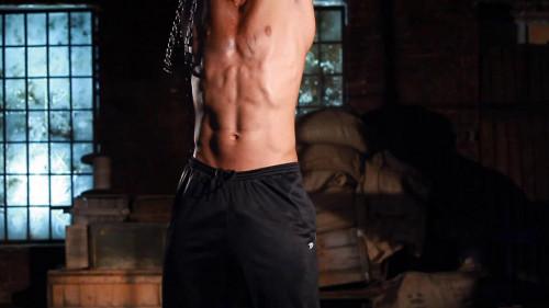 Gay BDSM RusCapturedBoys - Sergey - Slave Training 1