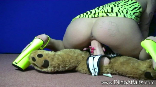 Fisting and Dildo Lilo Dildo Teddy