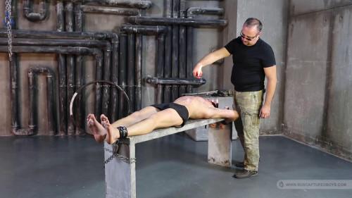 Gay BDSM A Thievish Slave - Part II