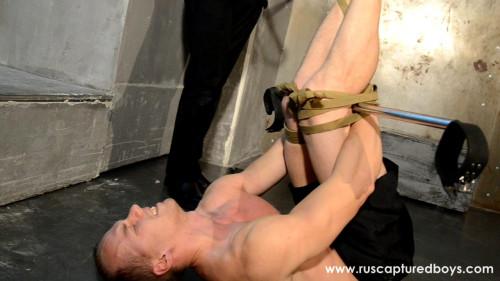 Gay BDSM RusCapturedBoys - Alex Cool - Street Workout Star 1