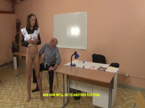 bdsm Russian Discipline 1