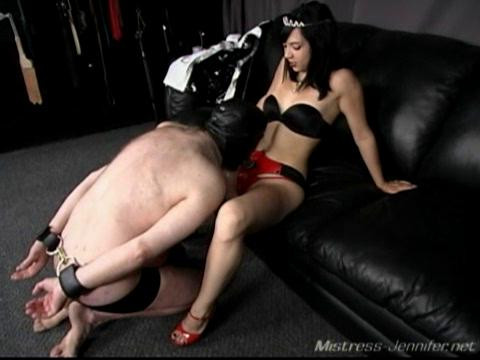 Femdom and Strapon Princess Of Pain