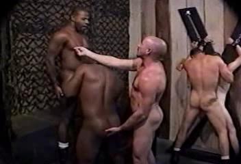 Gay BDSM Interracial Group BDSM Fuck