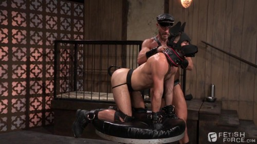 Gay BDSM Mike DeMarco and Dallas Steele