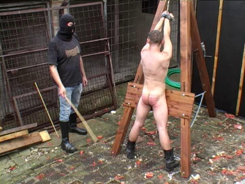 Gay BDSM Labour Camp 4