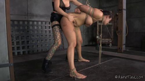 bdsm Brat Training - Penny Barber, Rain DeGrey
