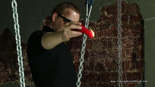 Gay BDSM Humiliated Slave Dmitry - Part II
