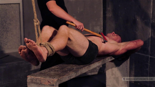 Gay BDSM Special Commando - Final Part