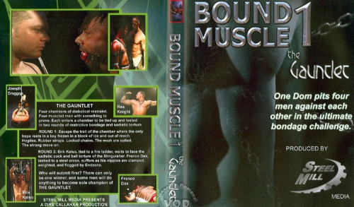 Bound Muscle 1 The Gauntlet