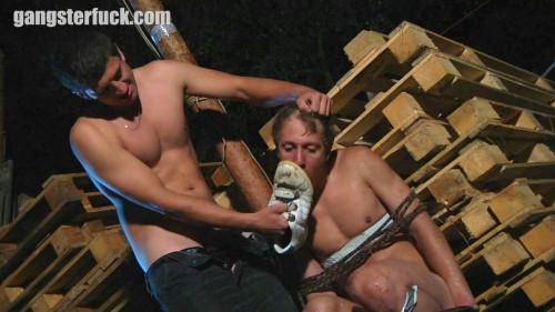 Gay BDSM Gangster Fuck Best Part 51