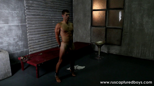 Gay BDSM Sexual Harassment to Slave Zhenya - II
