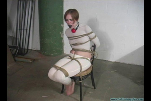 bdsm Rachels Strict Chair Tie Part 2