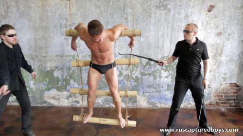 Gay BDSM A New Captive From Shibari Maestro - I