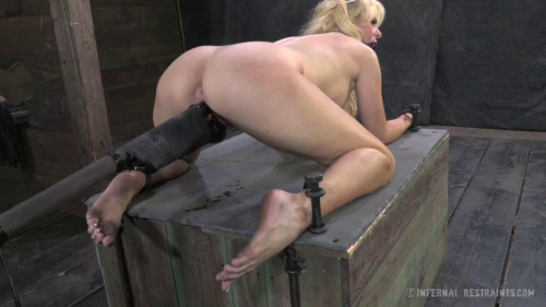 bdsm Courtney Taylor - Iron Bound