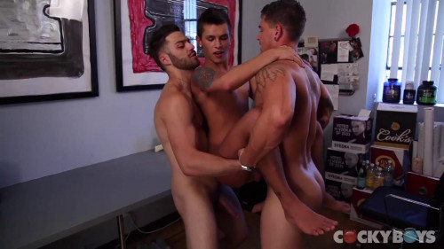 Project GoGo Boy - Episode 2 (Sebastian, Seth and Tommy)
