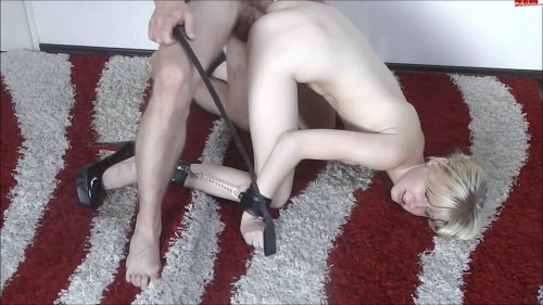 bdsm In all three holes fucked