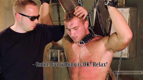 Gay BDSM Resale of Bodybuilder Roman - Part I