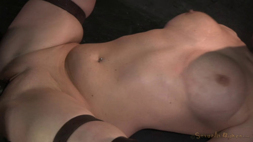 bdsm Busty Blonde Cherry Torn Bound And Roughly Fucked