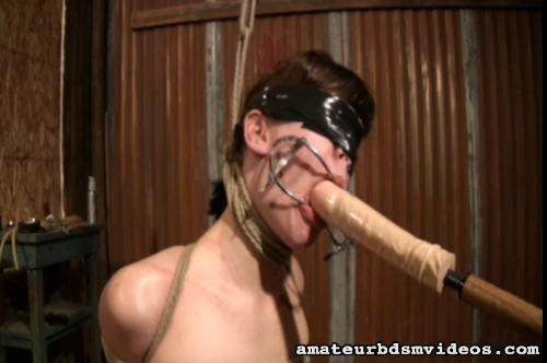 bdsm Amateur BDSM Face Torture Mouth