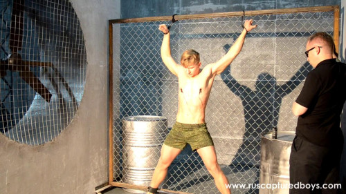 Gay BDSM Collection 2016 - Best 28 clips in 1. RusCapturedBoys. Part 7.