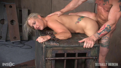 bdsm SexuallyBroken - Sep 9, 2016 - Angel Allwood, Matt Williams, Sergeant Miles