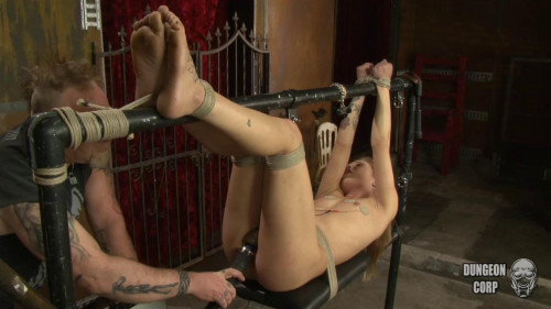 bdsm Alyssa Branch - High Intensity BDSM