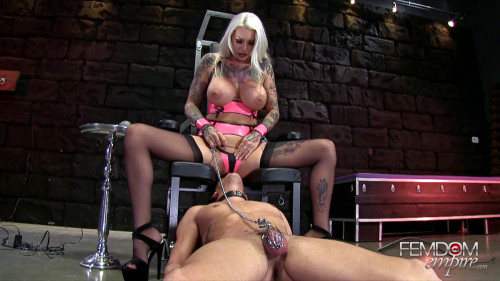 Femdom and Strapon Rachael Rampage She Is Cumming On Your Face