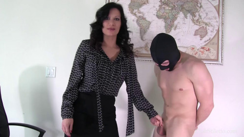 Femdom and Strapon Last Chance to Do Good. Starring Mistress Jasmine