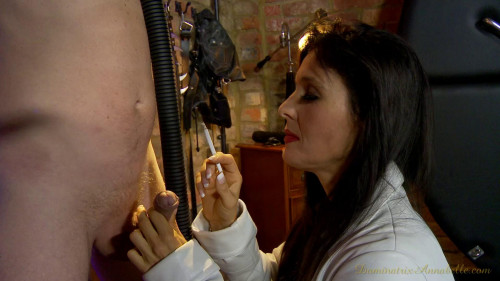 Femdom and Strapon slave episode 28