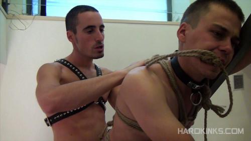 Gay BDSM Aytor Wess - Cristian Martin