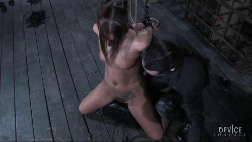 bdsm Sara Faye and Damon Pierce