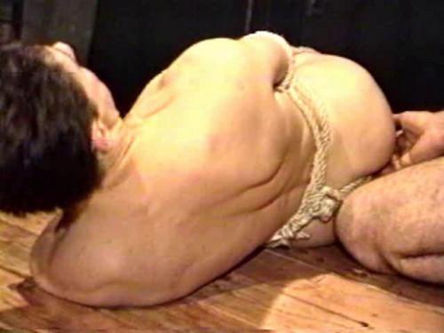 Gay BDSM Iron Tits
