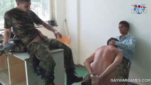 Gay BDSM Army Gay Games Best Part 24