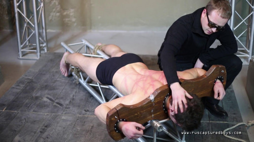 Gay BDSM Big Best Collection Clips 50 in 1 , RusCapturedBoys. Part 4.