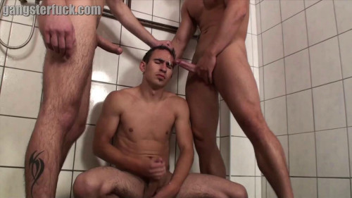 Gay BDSM Gangsterfuck - The Affront