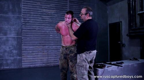 Gay BDSM Military Spy Bogdan - Part I