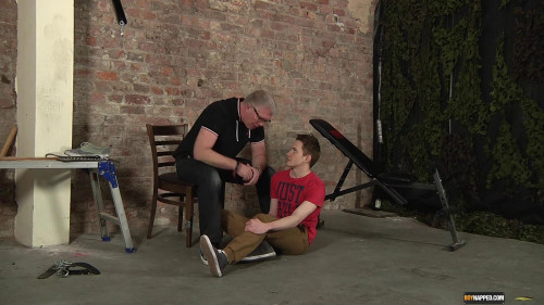 Gay BDSM Teaching Naughty Boy Milo A Lesson