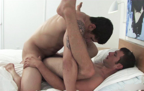 Spencer Fox and Jimmy Clay Flip–Flop Fuck