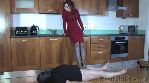 Femdom and Strapon Lady Renee,Divine Mistress Heather,Mistress Eleise de Lacy 34 Video (2016)