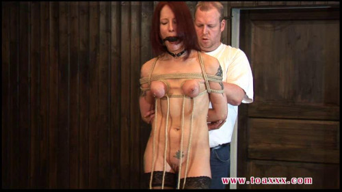bdsm Melanie - 1 Breast in pain